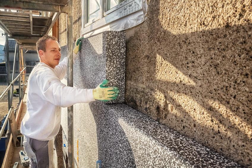 Richtige Dämmung beim Hausbau